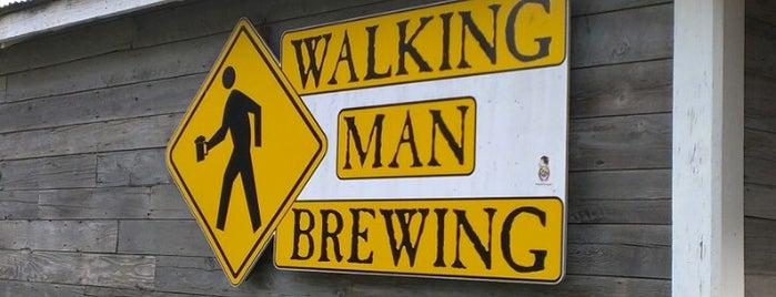 Walking Man Brewing is one of WABL Passport.