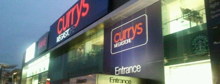 Currys PC World is one of Top picks for Electronics Stores.
