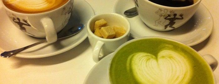 CAFÉ AMOKKA is one of Coffee&desserts.