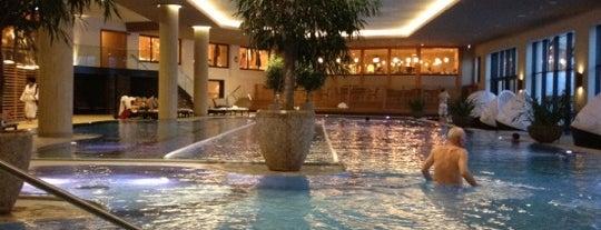 Interalpen-Hotel Tyrol is one of Urlaubskandidaten.