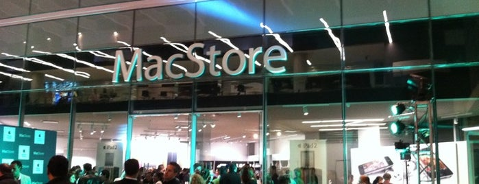 MacStore is one of Colonia Nápoles (Mexico City) Best Spots.