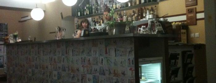 Café Mezzanine is one of Kam v Brně na pivo?.