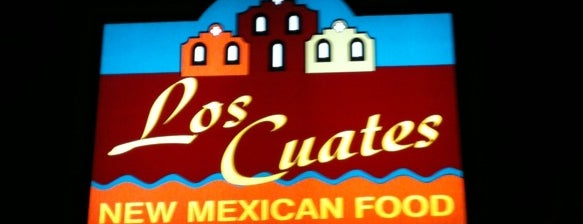 Los Cuates is one of A few of Albuquerque's best spots.