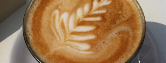 National Theatre Espresso Bar is one of FIFTY BEST: Independent coffee shops.