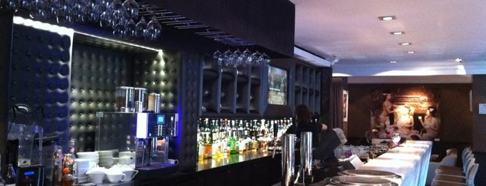 Crystal Lounge is one of Brussels restaurants, bars & nightclubs.