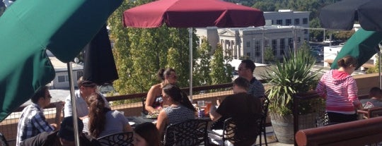 Rooftop Bar is one of McMenamin's.