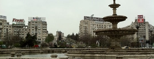 Piața Unirii is one of Guide to Bucureşti's best spots.