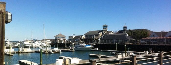 Great Sea Side Restaurants in MA