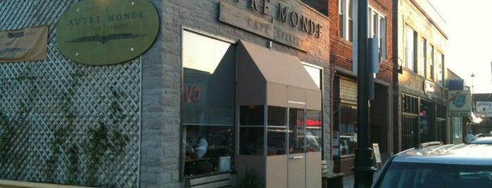 Autre Monde Cafe & Spirits is one of 100 Best things we ate (and drank) in 2011.