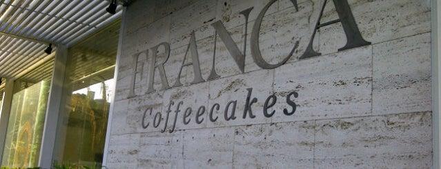 Franca is one of Lugares para visitar.