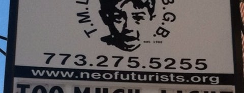 Neo-Futurists is one of David's Andersonville Itinerary.