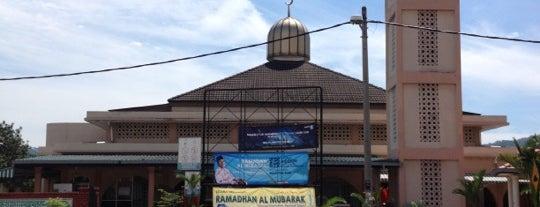 Masjid Jamiatus Solahiah is one of Baitullah : Masjid & Surau.