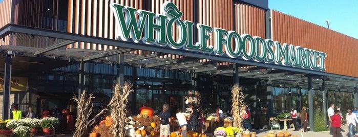 Whole Foods Market is one of My Favorite OKC Spots.