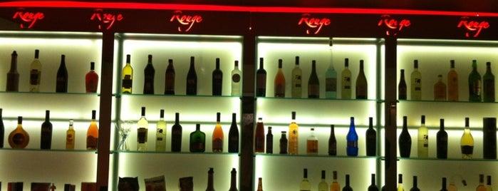 Rouge is one of İzmir'de uğranılması gereken lezzet noktaları.