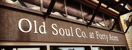 Old Soul at 40 Acres is one of Worldwide Coffee Guide.