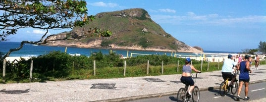 Praia do Recreio dos Bandeirantes is one of Zona Oeste - Outros.