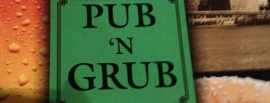 Philly Pub & Grub is one of PSN Sponsor Bars.