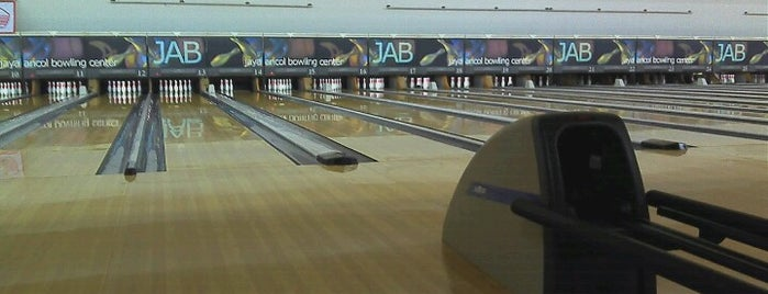 Jaya Ancol Bowling Centre is one of Ancol.