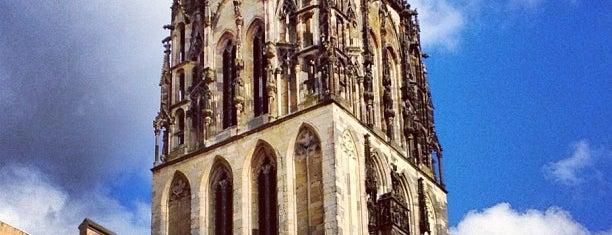 Liebfrauen-Überwasser is one of Münster - must visit.
