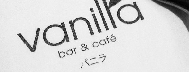Vanilla Bar & Café is one of Cafes and Tea Rooms.