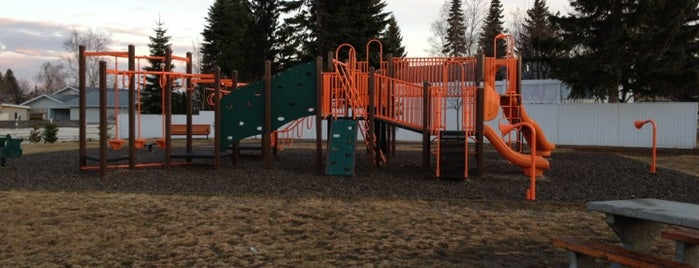 Bednesti Park is one of Prince George Parks & Playgrounds.