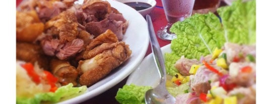 Tita Isabel's Grill and Seafood Restaurant is one of Foodspotting Tuguegarao.