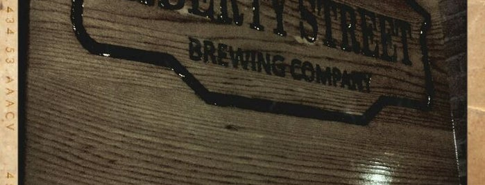 Liberty Street Brewing Company is one of Michigan Breweries.