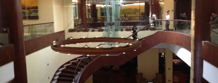 Crowne Plaza is one of Colonia Nápoles (Mexico City) Best Spots.