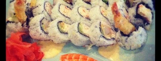 Hana Japanese Restaurant is one of New Orleans's Best Asian - 2013.