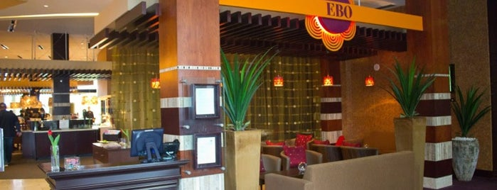 EBO Restaurant is one of Burnaby Eats.