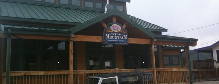 Wild Mountain Smokehouse & Brewery is one of Colorado Beer Tour.