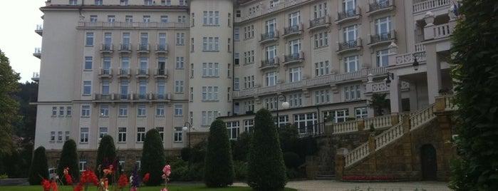 Hotel Imperial is one of Urlaubskandidaten.
