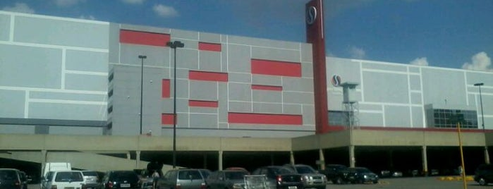 SuperShopping Osasco is one of Shoppings Grande SP.