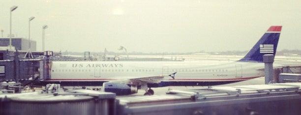 Minneapolis–Saint Paul International Airport (MSP) is one of I Love Airports!.