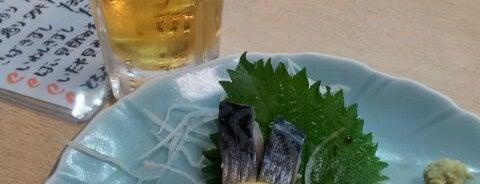 酒の大丸 is one of 酒場放浪記 #2.