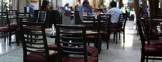 City Café is one of Vecindario Coyoacan Centro.