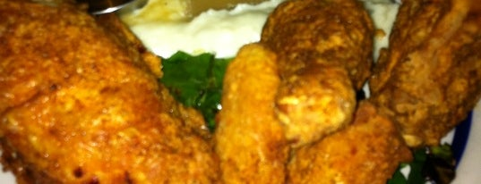 Blue Ribbon Brasserie is one of Best NYC Fried Chicken.