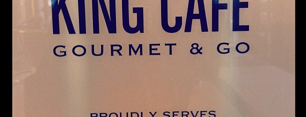 King Cafe Gourmet & Go is one of DT Dash.