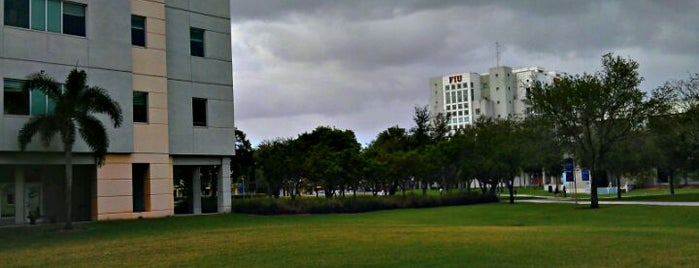 Florida International University is one of College Love - Which will we visit Fall 2012.