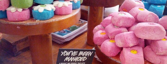 LUSH Fresh Handmade Cosmetics is one of Awesome Places.