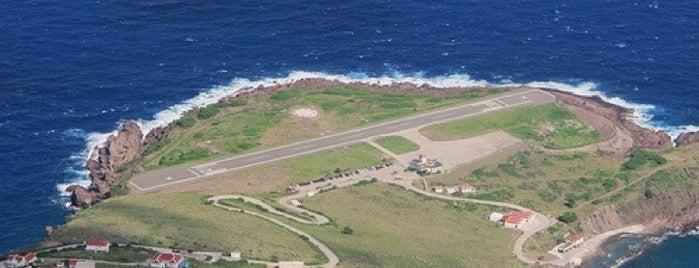 Caribbean Airports