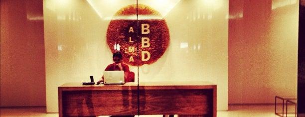 AlmapBBDO is one of Agências de Publicidade.
