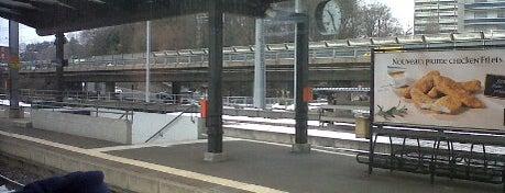 Gare de Morges is one of Bahnhöfe.