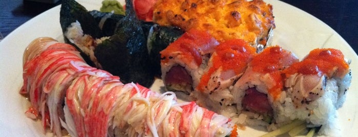 Shiki Sushi is one of North Carolina To-Do.