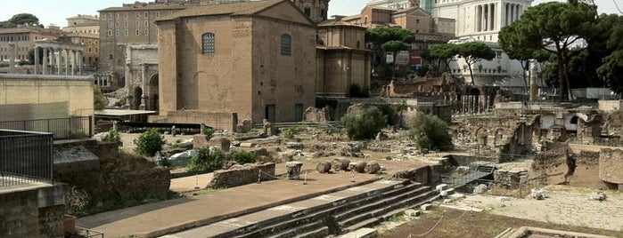 Roman Forum is one of The Best Places I Have Ever Been.