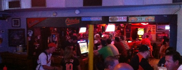 Sliders Bar & Grille is one of Baltimore's Best Sports Bars - 2012.