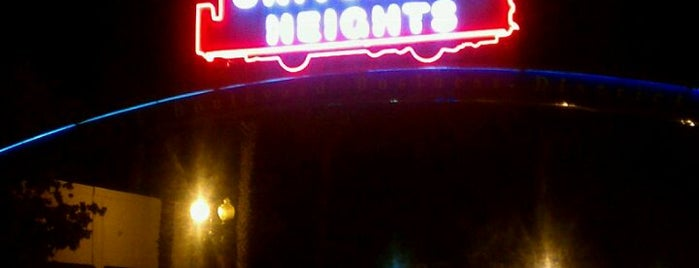 University Heights is one of Favorite Haunts Insane Diego.