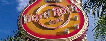 Hard Rock Cafe is one of Gold Coast.