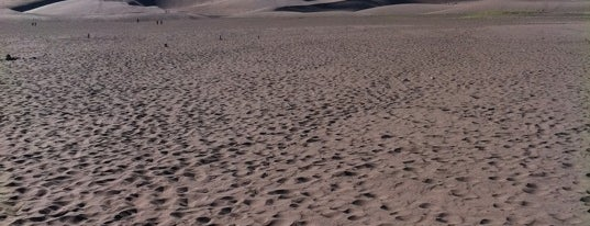 Great Sand Dunes National Park & Preserve is one of Best Places to Check out in United States Pt 2.