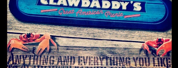 Clawdaddy's Great American Picnic is one of Thumbs up!.